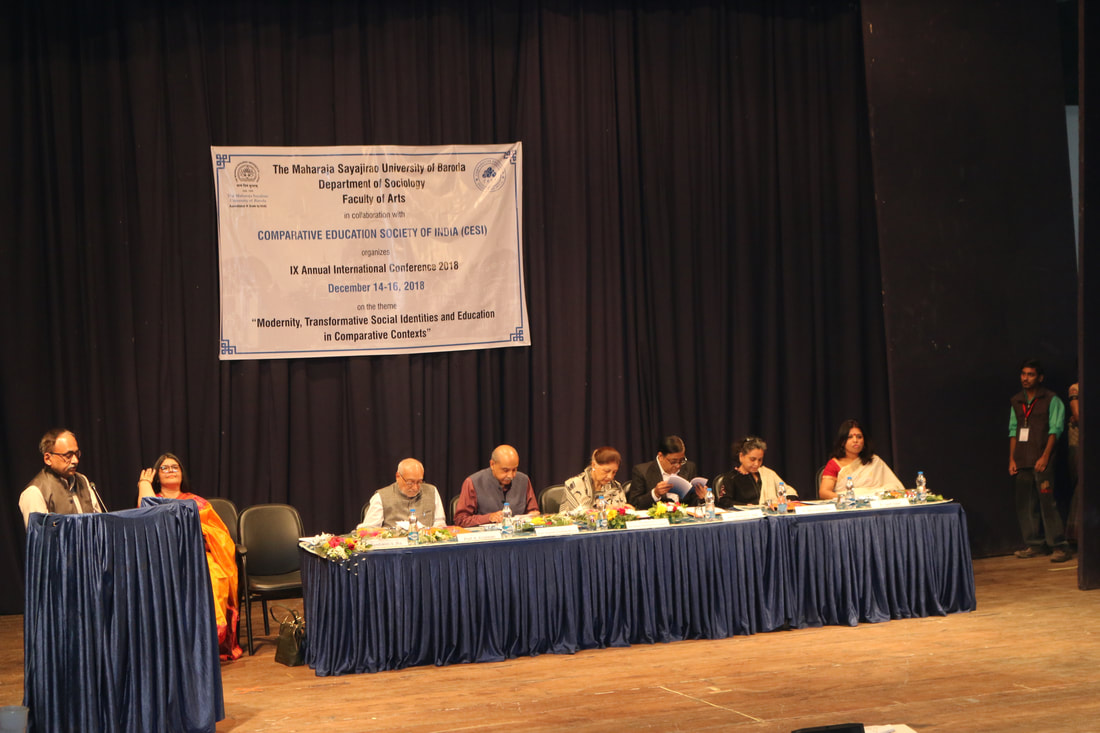 Past Conferences - Comparative Education Society of India (CESI)